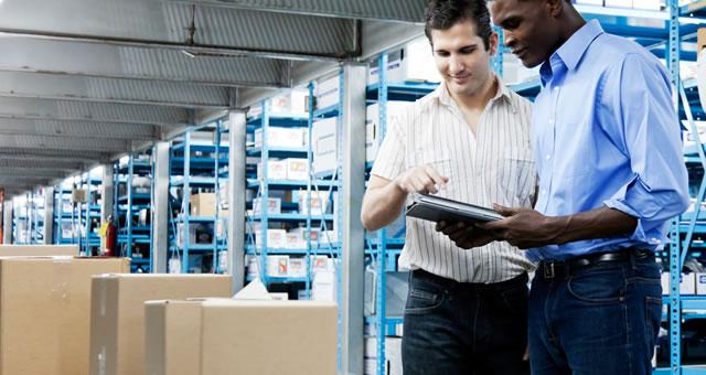 Médias e pequenas empresas estão começando a olhar para a atividade logística