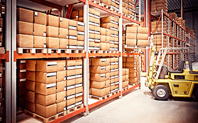 Aposte na armazenagem terceirizada e reduza os custos de suas operações