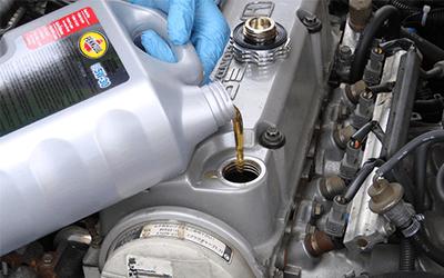 Cuidados no armazenamento de lubrificantes