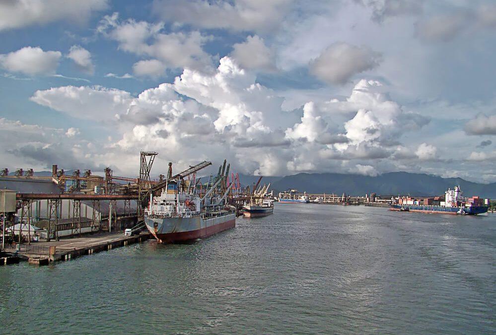 Porto de Santos: qual sua influência no processo logístico do Brasil?