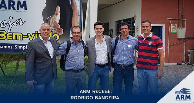 ARM recebe Vice-Presidente da Abcomm