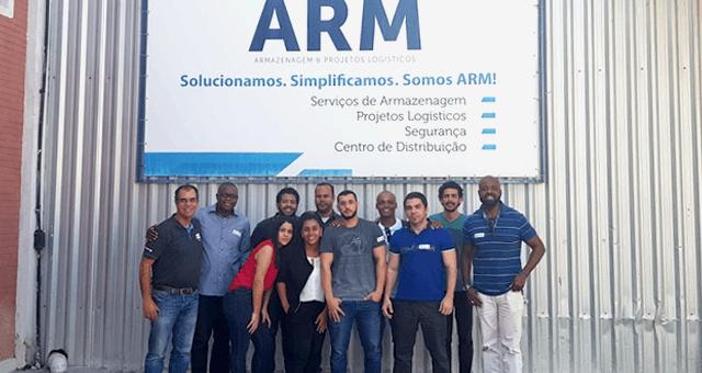 ARM recebe alunos do SENAC-RJ
