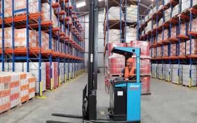 Otimize a movimentação de materiais em seu galpão logístico e ganhe em rendimentos